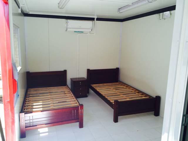 camper dormitorio - Campers & Modulos Prefabricados